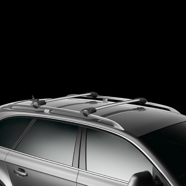 Volkswagen Crossfox Barras no sobresalientes