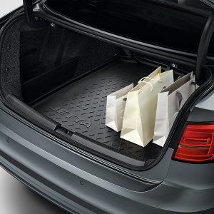 Volkswagen Jetta bandeja de maletero