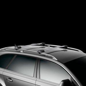 Volkswagen Tcross barras no sobresalientes