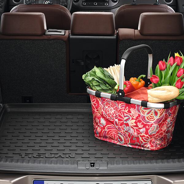 Volkswagen Tiguan bandeja maletero
