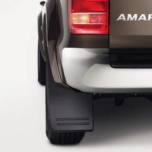 Volkswagen Amarok escarpines delanteros