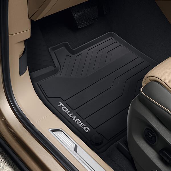 Volkswagen Touareg pisos delanteros