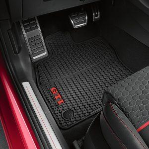Volkswagen pisos jebe GTI