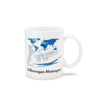 Volkswagen taza blanca
