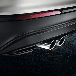 Volkswagen tubo de escape