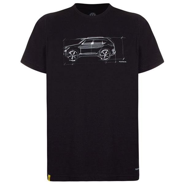 Camiseta Black Tee Suv Volkswagen
